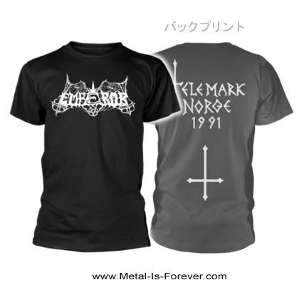 EMPEROR -エンペラー- OLD SCHOOL LOGO 「オールド・スクール・ロゴ」 Tシャツ