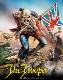 IRON MAIDEN (アイアン・メイデン) THE TROOPER 「明日なき戦い」 布製ポスター