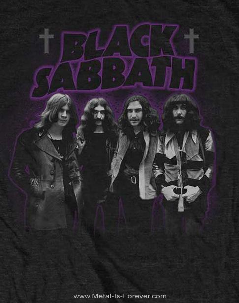 BLACK SABBATH -ブラック・サバス- MASTER OF REALITY 「マスター・オブ・リアリティ」 フォト Tシャツ