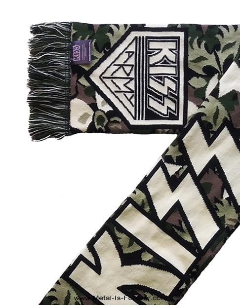 KISS -キッス- ARMY 「アーミー」 スカーフ