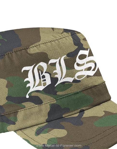 BLACK LABEL SOCIETY -ブラック・レーベル・ソサイアティ- LOGO 「ロゴ」 アーミー・キャップ(迷彩)