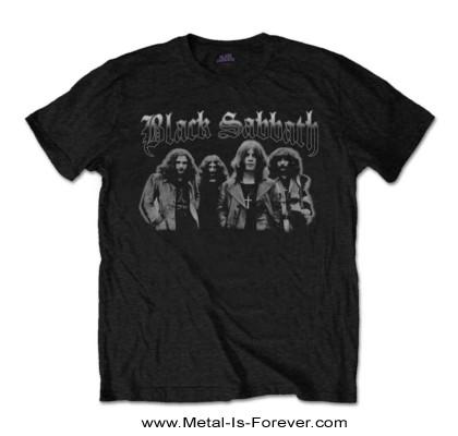 BLACK SABBATH -ブラック・サバス- GREYSCALE GROUP 「グレースケール・グループ」 Tシャツ