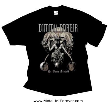 DIMMU BORGIR -ディム・ボルギル- IN SORTE DIABOLI 「イン・ソルテ・ディアボリ〜魔界選歌」 Tシャツ
