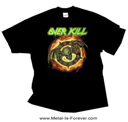 OVERKILL (オーヴァーキル) HORRORSCOPE 「ホラースコープ」 Tシャツ