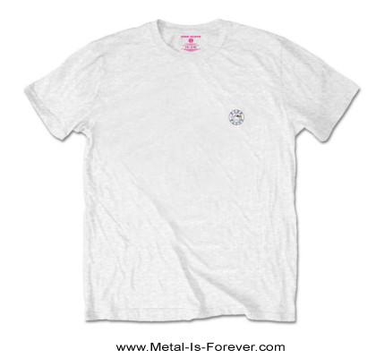 PINK FLOYD (ピンク・フロイド) LIVE AT CARNEGIE HALL POSTER 1972 「ライヴ・アット・カーネギー・ホール・ポスター・1972」 Tシャツ Ver.2(白)