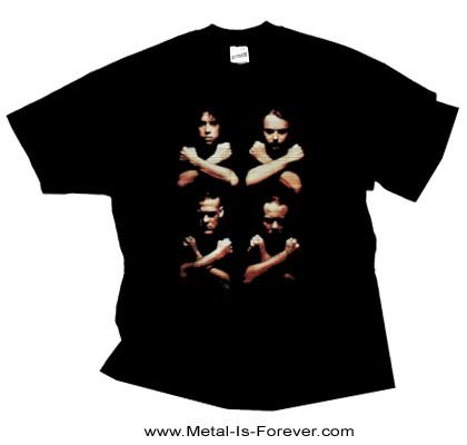 METALLICA (メタリカ) BIRTH DEATH CROSSED ARMS 「バース・デス・クロス・アーム」 Tシャツ