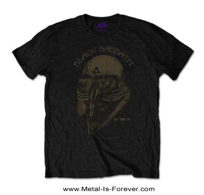 BLACK SABBATH -ブラック・サバス- 1978年 US ツアー  Tシャツ