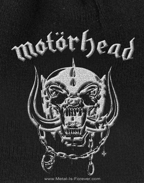 MOTORHEAD -モーターヘッド- WAR PIG 「ウォーピッグ」 ニットキャップ