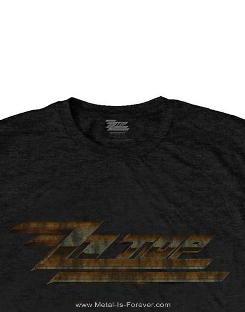 ZZ TOP (ズィーズィー・トップ) TWIN ZEES VINTAGE 「ツイン・ジース・ヴィンテージ」 Tシャツ