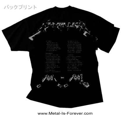 METALLICA (メタリカ) 4 FACES 「4・フェイス」 Tシャツ