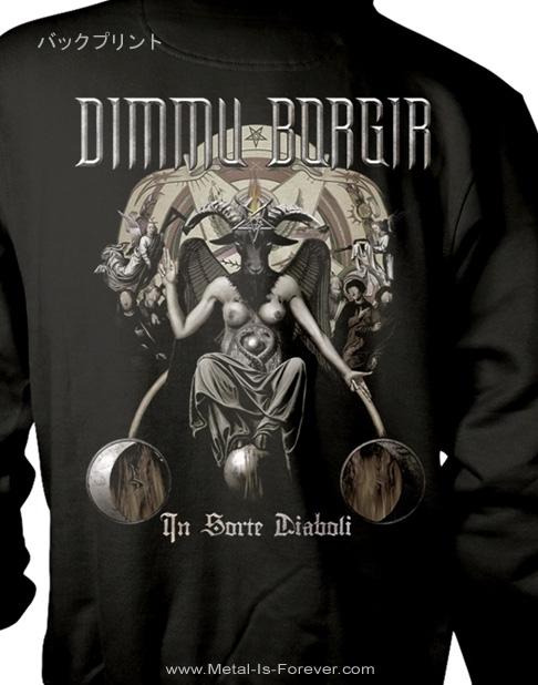 DIMMU BORGIR -ディム・ボルギル- IN SORTE DIABOLI 「イン・ソルテ・ディアボリ〜魔界選歌」 パーカー