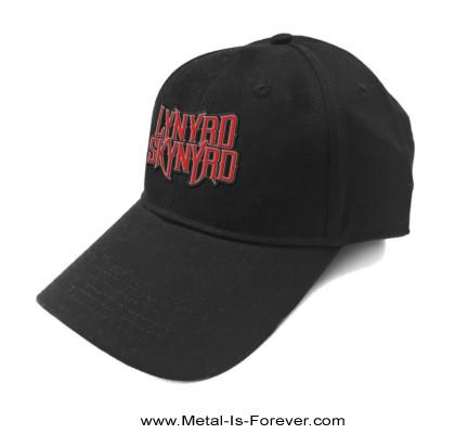 LYNYRD SKYNYRD (レーナード・スキナード) LOGO 「ロゴ」 ベースボール・キャップ