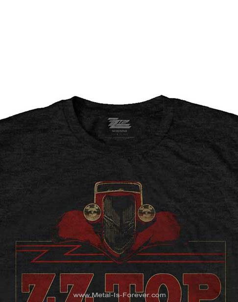 ZZ TOP (ズィーズィー・トップ) LOWDOWN 「ロウダウン」 Tシャツ