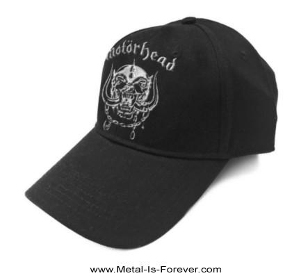 MOTORHEAD -モーターヘッド- WAR PIG 「ウォーピッグ」 ベースボールキャップ Ver.2