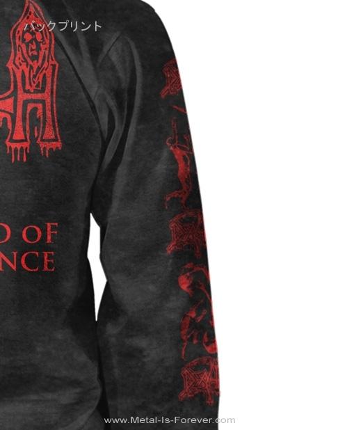 DEATH -デス- THE SOUND OF PERSEVERANCE 「ザ・サウンド・オブ・パーサヴィランス」 長袖Tシャツ(ヴィンテージ・ウォッシュ)