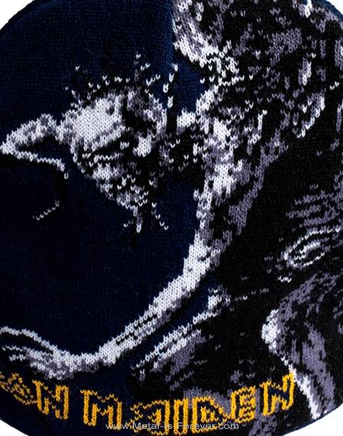 IRON MAIDEN (アイアン・メイデン) FEAR OF THE DARK 「フィア・オブ・ザ・ダーク」 ニットキャップ
