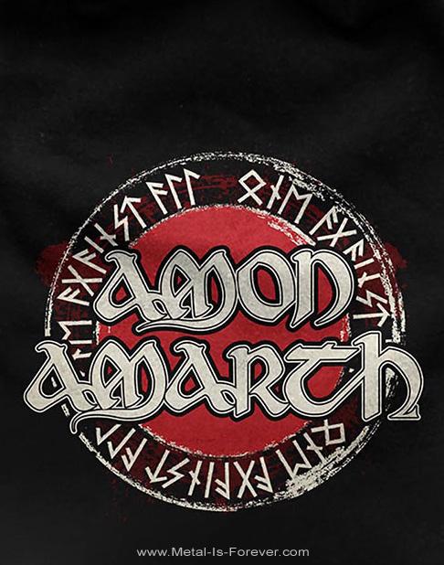 AMON AMARTH -アモン・アマース- ONE AGAINST ALL 「ワン・アゲインスト・オール」 ニットキャップ(薄手)