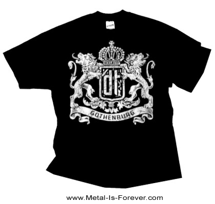 DARK TRANQUILLITY (ダーク・トランキュリティー) GOTHENBURG 「イェーテボリ」 Tシャツ
