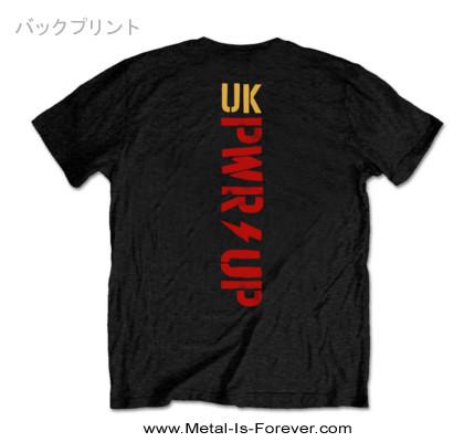 AC/DC (エーシー・ディーシー) POWER UP 「パワーアップ」 Tシャツ