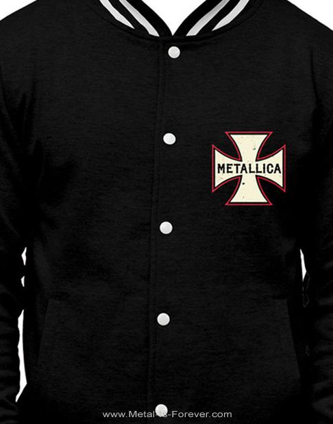 【在庫切れ商品】METALLICA -メタリカ- BAY AREA SKULL 「ベイ・エリア・スカル」 ジャケット Mサイズ