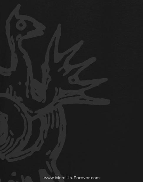 BORKNAGAR -ボークナガー- DOUBLE DRAGON 「ダブル・ドラゴン」 Tシャツ