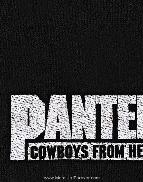PANTERA -パンテラ- COWBOYS FROM HELL 「カウボーイズ・フロム・ヘル」 ニットキャップ