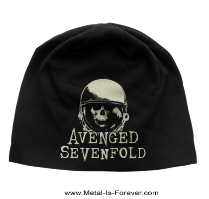 AVENGED SEVENFOLD -アヴェンジド・セヴンフォールド- THE STAGE 「ザ・ステージ」 ニットキャップ(薄手)