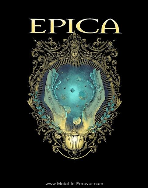 EPICA -エピカ- MIRROR 「ミラー」 Tシャツ