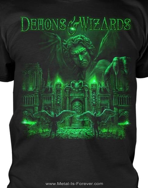 DEMONS & WIZARDS (ディーモンズ & ウィザーズ) III 「スリー」 Tシャツ