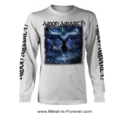 AMON AMARTH (アモン・アマース) RAVEN'S FLIGHT 「レイヴンズ・フライト」 長袖Tシャツ