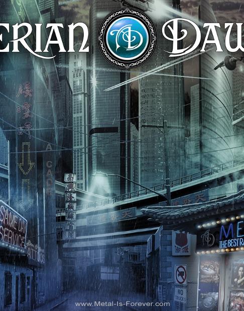 AMBERIAN DAWN (アンベリアン・ドーン) RE-EVOLUTION 「リ・エヴォリューション」 CD