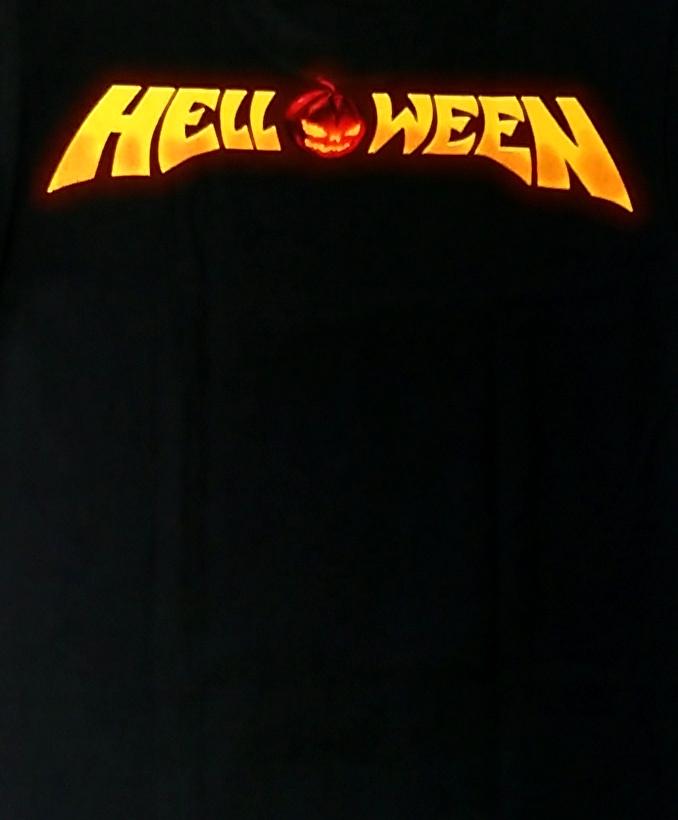 【在庫有り商品】HELLOWEEN -ハロウィン- FOLLOW THE SIGN 「フォロー・ザ・サイン」 Tシャツ Sサイズ【コレクターズアイテム】