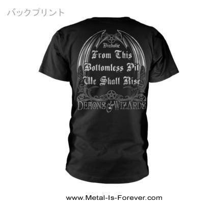 DEMONS & WIZARDS (ディーモンズ & ウィザーズ) DIABOLIC 「ダイアボリック」 Tシャツ