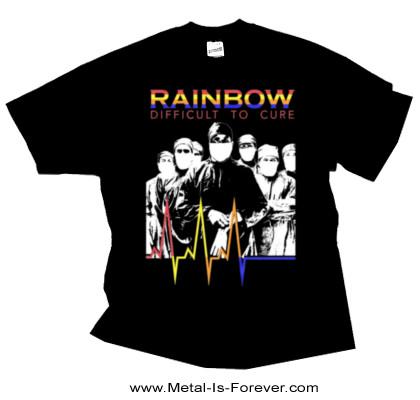 RAINBOW -レインボー- DIFFICULT TO CURE 「アイ・サレンダー」 Tシャツ