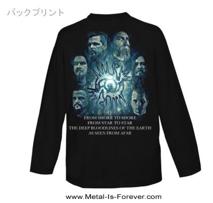 BORKNAGAR -ボークナガー- WINTER THRICE 「ウインター・スライス」 長袖Tシャツ