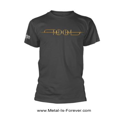 TOOL (トゥール) GOLD ISO 「ゴールド・ISO」 Tシャツ(チャコール・グレー)