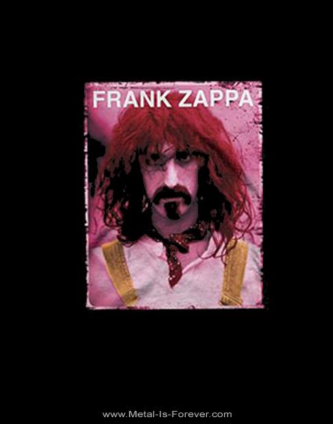 FRANK ZAPPA (フランク・ザッパ) HOT RATS 「ホット・ラッツ」 フォト Tシャツ