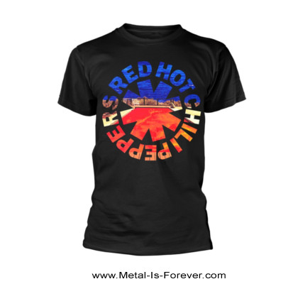 RED HOT CHILI PEPPERS (レッド・ホット・チリ・ペッパーズ) CALIFORNICATION ASTERISK 「カリフォルニケイション・アスタリスク」 Tシャツ
