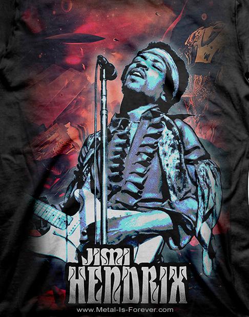 JIMI HENDRIX (ジミ・ヘンドリックス) UNIVERSE 「ユニヴァース」 Tシャツ