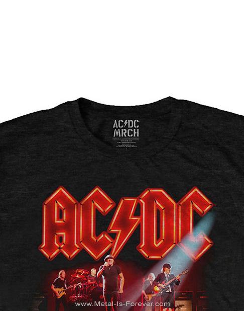 AC/DC (エーシー・ディーシー) POWER UP 「パワーアップ」 ライヴ Tシャツ