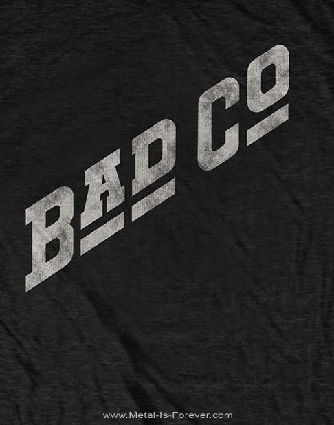 BAD COMPANY (バッド・カンパニー) LOGO 「ロゴ」 Tシャツ