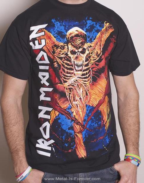 IRON MAIDEN -アイアン・メイデン- VAMPYR 「ヴァンパイア」 Tシャツ