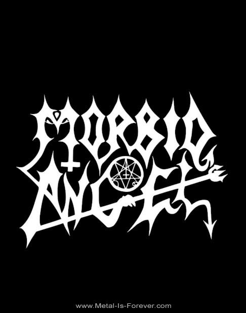 MORBID ANGEL -モービッド・エンジェル- LOGO 「ロゴ」 ニットキャップ(薄手)
