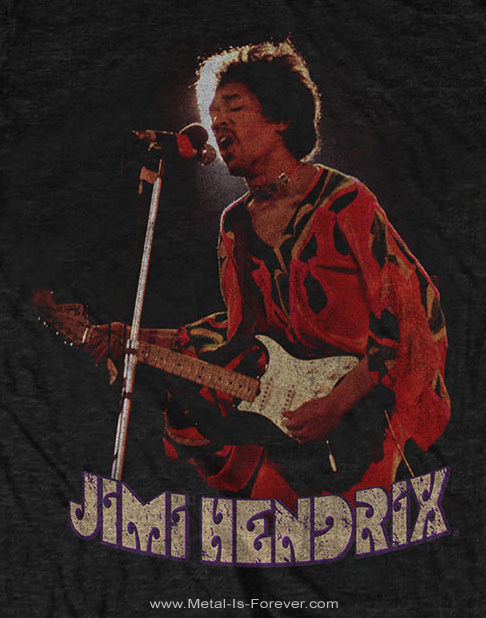 JIMI HENDRIX (ジミ・ヘンドリックス) ORANGE KAFTAN 「オレンジ・カフタン」 Tシャツ