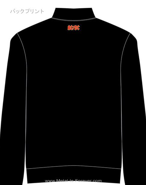 AC/DC (エーシー・ディーシー) LOGO 「ロゴ」 キルティング・ジャケット