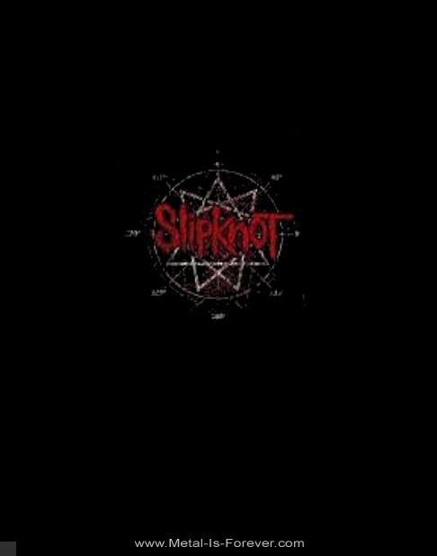 【在庫あり商品】SLIPKNOT -スリップノット- SKULL BACK 「スカル・バック」 ジップ・パーカー Mサイズ