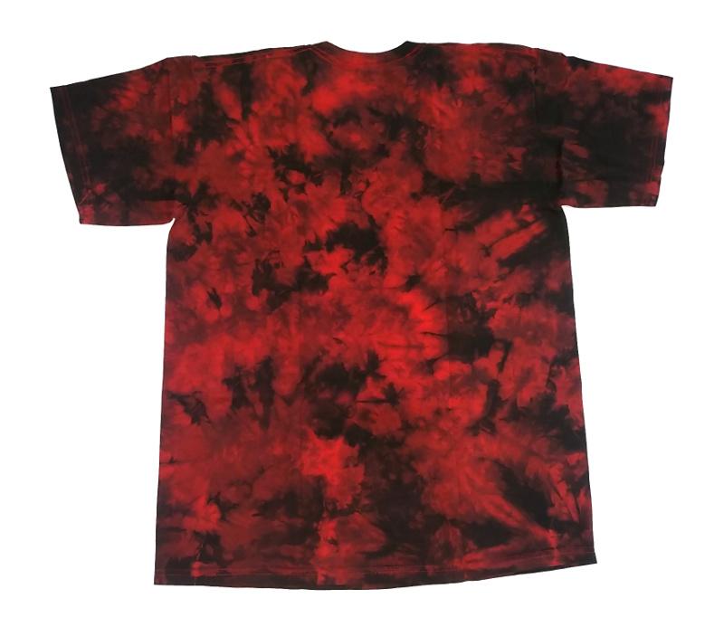 【在庫有り商品】KAMELOT -キャメロット- VINTAGE TRIBAL 「ヴィンテージ・トライバル」 絞り染めTシャツ Mサイズ相当【コレクターズアイテム】