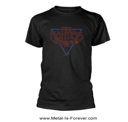 FOO FIGHTERS -フー・ファイターズ- DISCO OUTLINE 「ディスコ・アウトライン」 Tシャツ