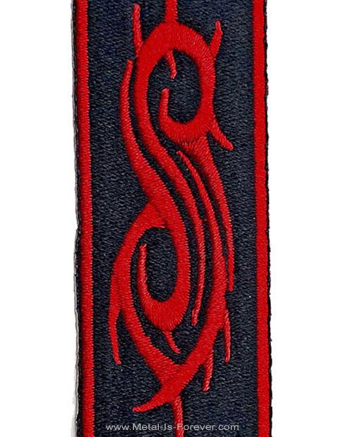 SLIPKNOT (スリップノット) RED TRIBAL SIGIL 「レッド・トライバル・シジル」 ワッペン