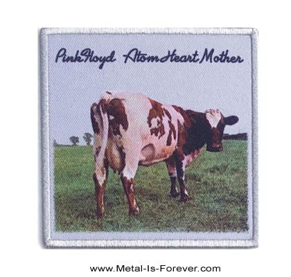 PINK FLOYD (ピンク・フロイド) ATOM HEART MOTHER 「原子心母」 アイロン・ワッペン